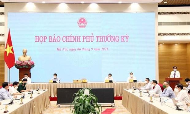 Vaccins anti-Covid-19 : le Vietnam deviendrait autosuffisant au debut 2022 hinh anh 1