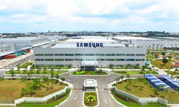 Samsung envisage d'agrandir son usine au Vietnam hinh anh 1
