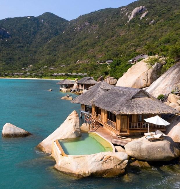 Un eco-resort au Vietnam dans le top 11 des meilleurs du monde hinh anh 1