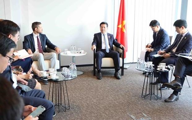 Le Vietnam vise un developpement rapide et durable, dit le chef de l'AN hinh anh 2