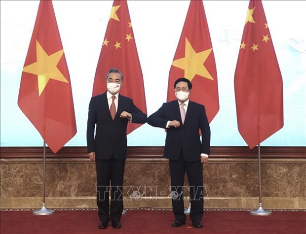 La 13e reunion du Comite directeur de la cooperation bilaterale Vietnam-Chine hinh anh 1