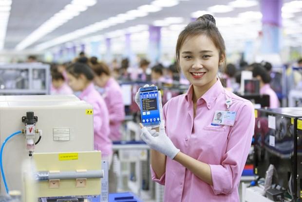 Les sud-coreens Samsung et LG recrutent massivement au Vietnam hinh anh 1