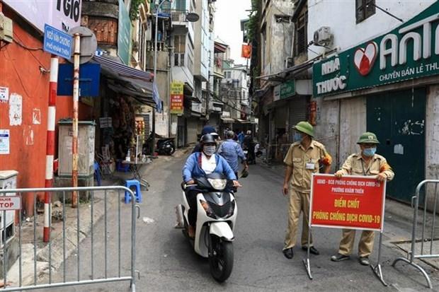 Covid-19 : le Vietnam enregistre 11.172 nouveaux cas lundi hinh anh 1