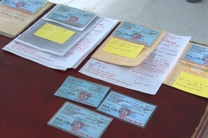 Un Chinois poursuivi pour usage de faux papiers personnels hinh anh 1