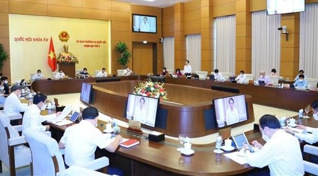 La cinematographie en debat au Comite permanent de l'Assemblee nationale hinh anh 1