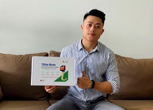 Nguyen Hong Duc, createur du video-laryngoscope «made in Vietnam» hinh anh 1
