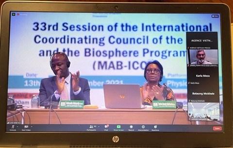 Nui Chua et Kon Ha Nung reconnues Reserves mondiales de biosphere hinh anh 2