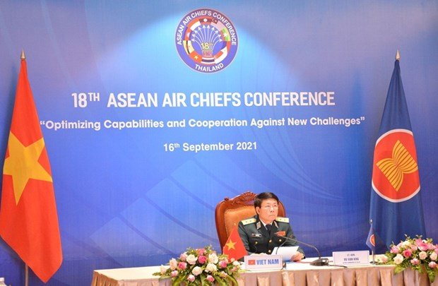 Le Vietnam appelle les armees de l'air de l'ASEAN a s'unir face aux nouveaux defis hinh anh 1