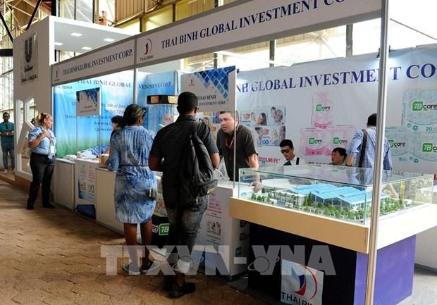De grands potentiels pour le commerce Vietnam-Cuba hinh anh 1