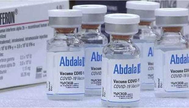 Le ministere de la Sante accorde une homologation d'urgence au vaccin Abdala hinh anh 1