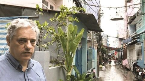 Les ruelles de Ho Chi Minh-Ville comme these de doctorat d'un Britannique hinh anh 1