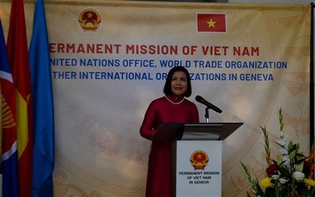 Le Vietnam remercie les pays et organisations pour leur solidarite contre le Covid-19 hinh anh 1