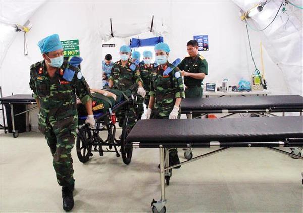 Le Vietnam, partenaire solide pour la paix et le developpement durable hinh anh 3