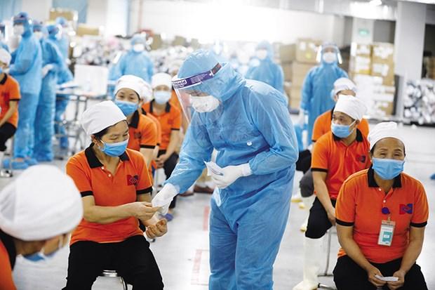 Les investisseurs etrangers font toujours confiance au Vietnam hinh anh 2