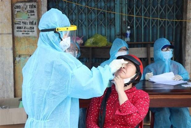 COVID-19 : Le Vietnam signale 11.692 nouveaux cas en 24 heures hinh anh 1