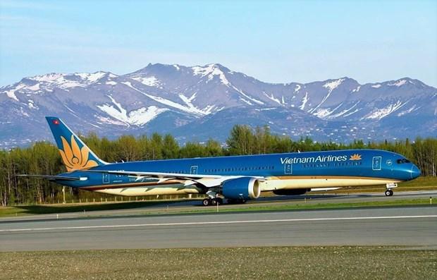 Vietnam Airlines va recevoir une licence d'effectuer des vols directs vers les Etats-Unis hinh anh 1