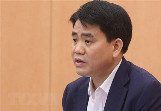 Un ancien responsable de Hanoi poursuivi en justice hinh anh 1