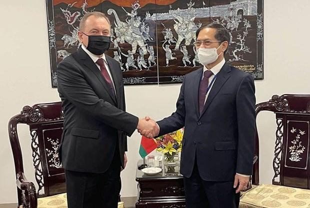 Des diplomates vietnamiens tiennent des rencontres bilaterales a New York hinh anh 2