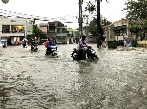 Le typhon Dianmu seme la desolation dans plusieurs provinces hinh anh 1