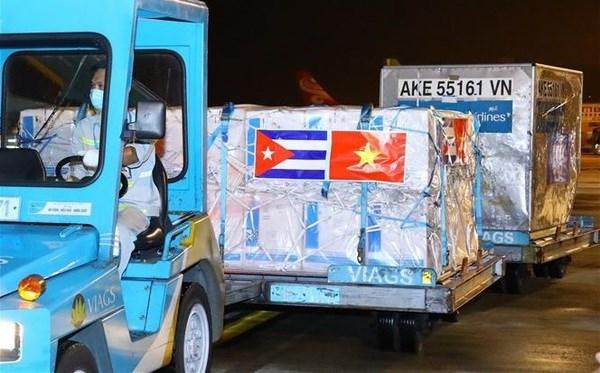 Voyage du president vietnamien a Cuba et aux Etats-Unis - grand succes de la diplomatie vaccinale hinh anh 3