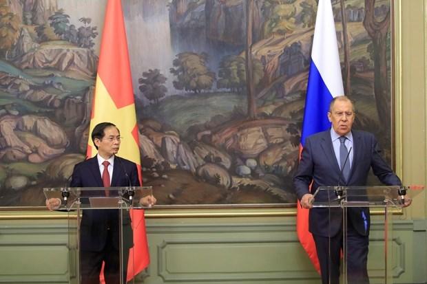 Approfondissement du partenariat strategique integral Vietnam-Russie hinh anh 2