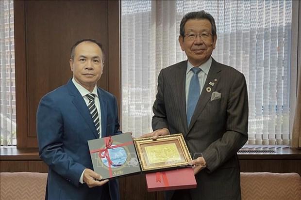 Des entreprises japonaises souhaitent renforcer leurs investissements au Vietnam hinh anh 1