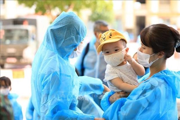 Ho Chi Minh-Ville veille sur les enfants orphelins a cause du Covid-19 hinh anh 1
