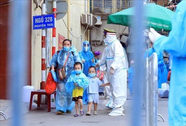 Ho Chi Minh-Ville veille sur les enfants orphelins a cause du Covid-19 hinh anh 2
