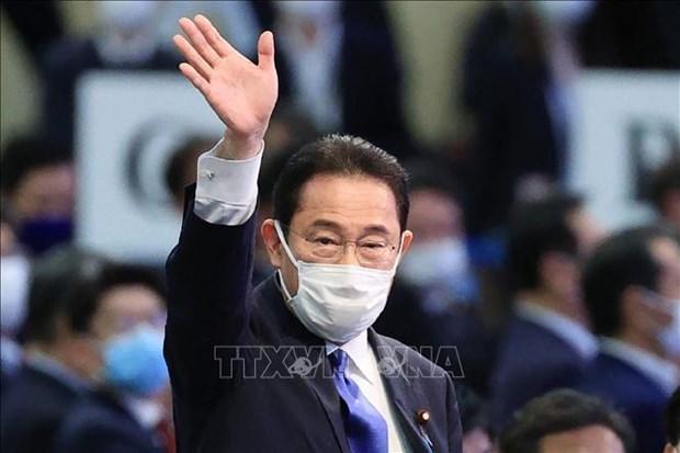 Le Vietnam felicite le nouveau chef du Parti liberal-democrate du Japon hinh anh 1