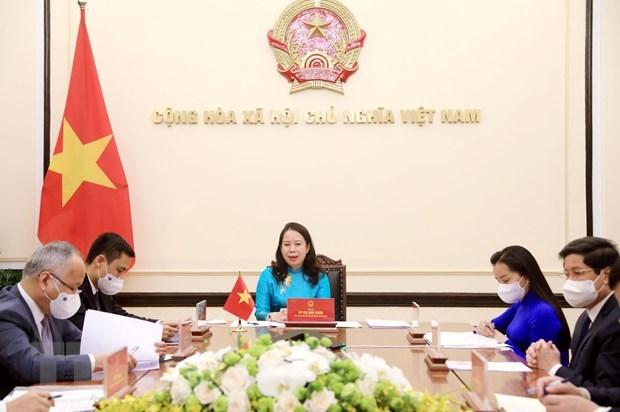 Renforcement de la cooperation Vietnam – Nigeria hinh anh 1