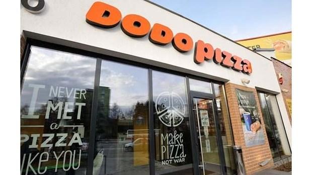 La chaine russe Dodo Pizza ouvre deux restaurants a Ho Chi Minh-Ville hinh anh 1