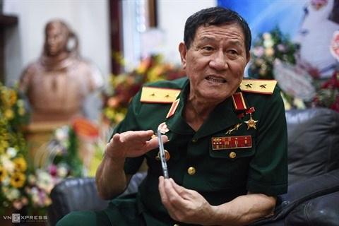 Le premier cosmonaute vietnamien inspire les etudiants du spatial hinh anh 1