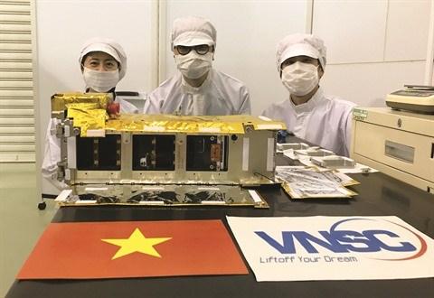 Le Vietnam a la conquete de l'espace hinh anh 1
