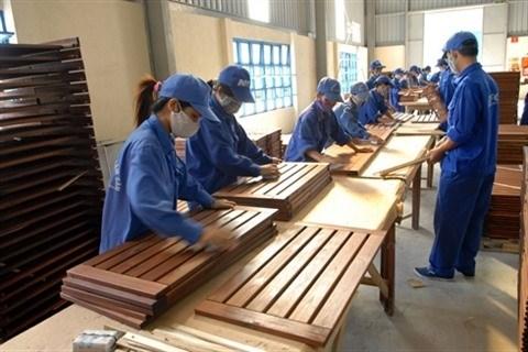 Le Vietnam a exporte pres de 12 mds de dollars de bois en neuf mois hinh anh 1