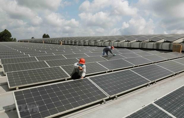 Les energies renouvelables continuent d'attirer les capitaux etrangers hinh anh 1