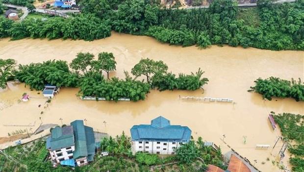 Le Vietnam oeuvre avec l'ASEAN pour relever le defi des catastrophes hinh anh 2