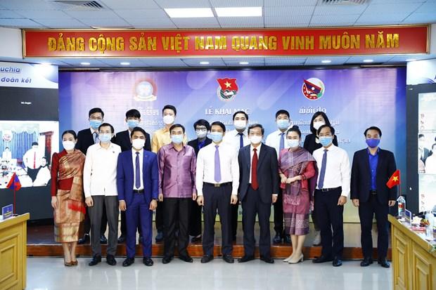 Des jeunes vietnamiens, lao et cambodgiens partagent leur expérience de prévention des ...