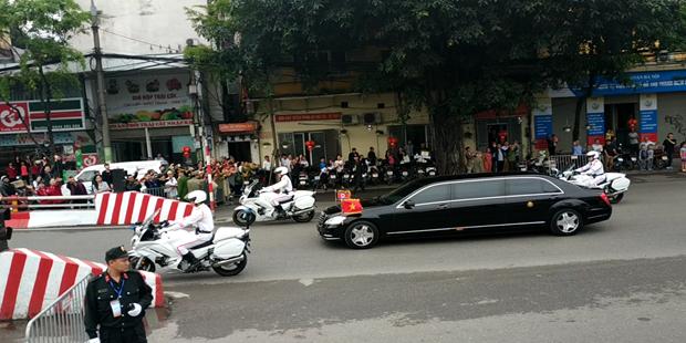Le president Kim Jong-un termine sa visite officielle d'amitie au Vietnam hinh anh 10