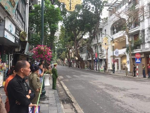Le president Kim Jong-un termine sa visite officielle d'amitie au Vietnam hinh anh 5