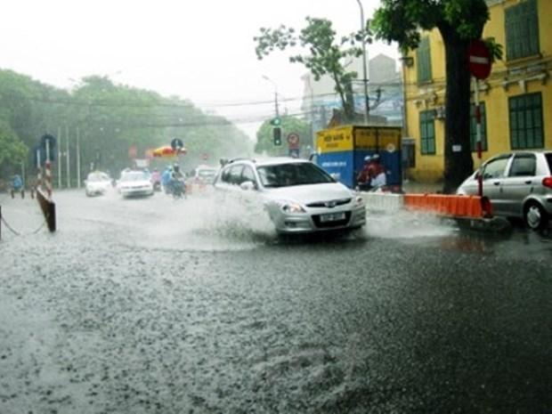 Pluies intempestives, moins d'orages mais anormaux en 2019 hinh anh 1