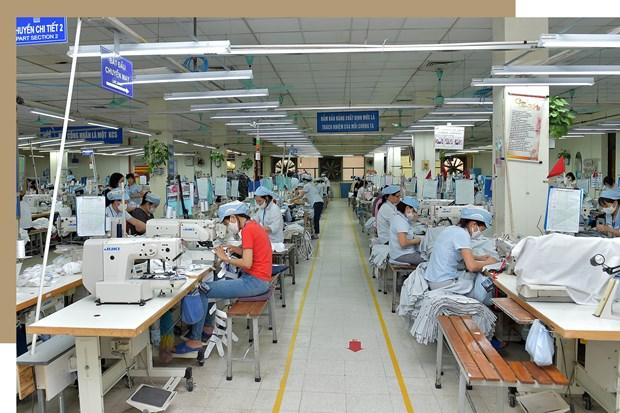 Le CPTPP aide le textile a developper l'industrie auxiliaire hinh anh 2