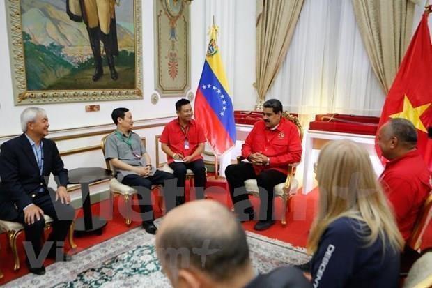 Le Vietnam participe au 25e Forum de Sao Paulo au Venezuela hinh anh 1