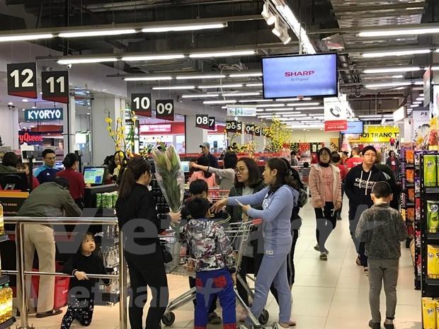 Les entreprises etrangeres misent sur le potentiel du marche de la vente au detail hinh anh 3
