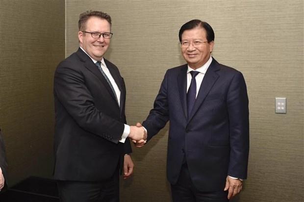 Le Vietnam et la Nouvelle-Zelande renforcent leur partenariat integral hinh anh 4