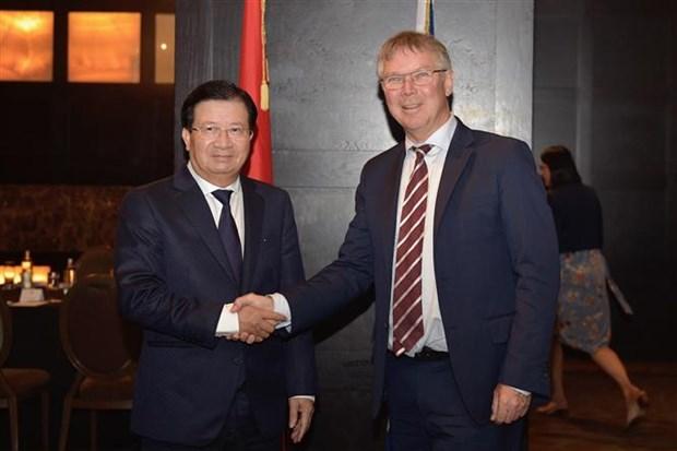 Le Vietnam et la Nouvelle-Zelande renforcent leur partenariat integral hinh anh 2