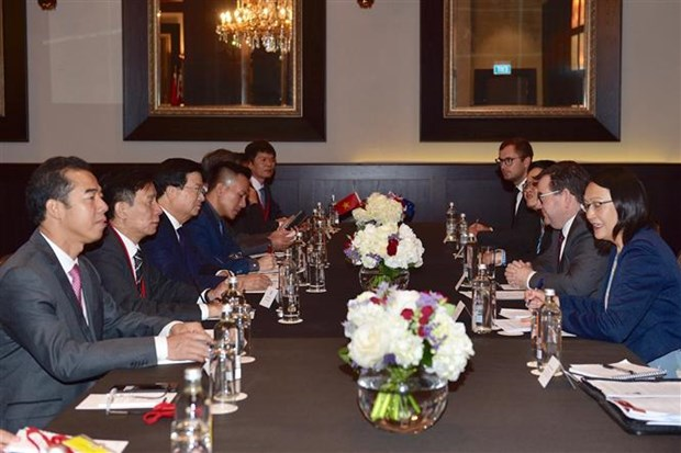 Le Vietnam et la Nouvelle-Zelande renforcent leur partenariat integral hinh anh 1