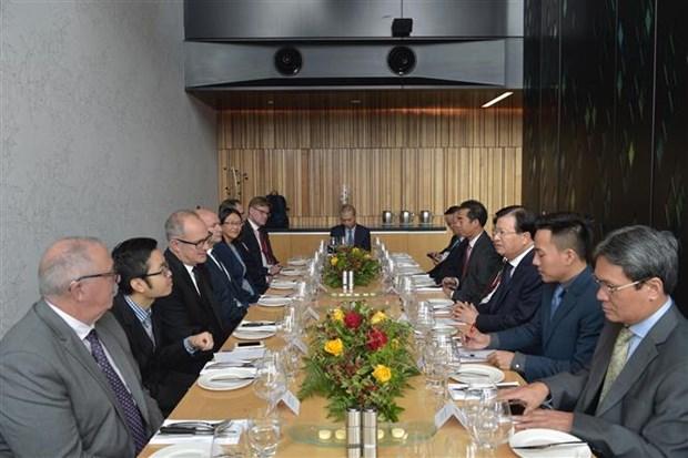 Le Vietnam et la Nouvelle-Zelande renforcent leur partenariat integral hinh anh 3