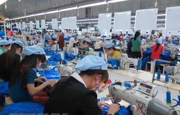 L'EVFTA apporte des avantages et des defis au textile-habillement hinh anh 1