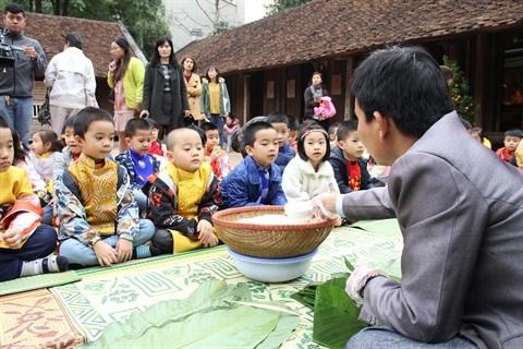 Tet : experiences culturelles avec des artisans de Thai Binh hinh anh 1