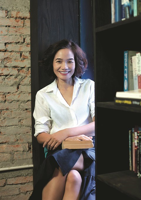 """La productrice Tran Thi Bich Ngoc : """"Passion et contributions, ca me suffit"""" hinh anh 1"""